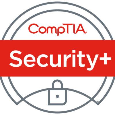 CompTia Security + CE